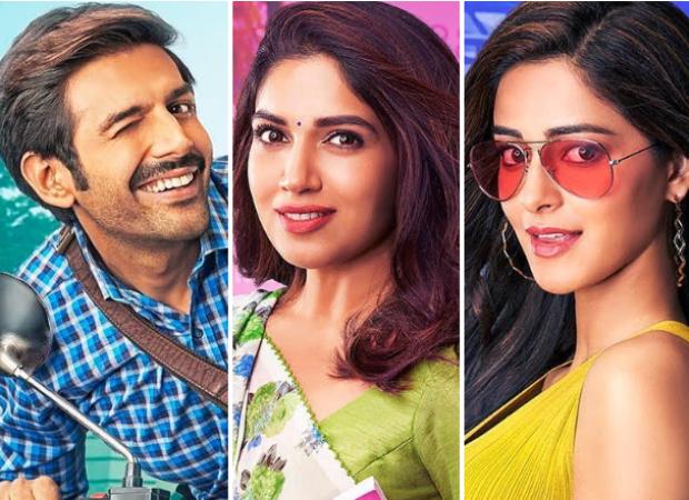 Pati Patni Aur Woh: Kartik Aaryan, Bhumi Pednekar & Ananya Panday To Recreate 'ankhiyon Se Goli Maare'
