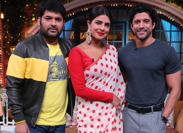 Kapil Sharma asks Priyanka Chopra whether Nick Jonas touched Madhu Chopra's feet. Here's what Priyanka said