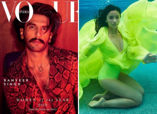 Ranveer Singh, Alia Bhatt, Anushka Sharma, Katrina Kaif Look Enigmatic On Vogue India Covers