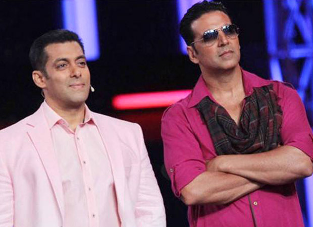 Sajid Nadiadwala says nothing can be bigger than Akshay Kumar and Salman Khan coming together for Diwali