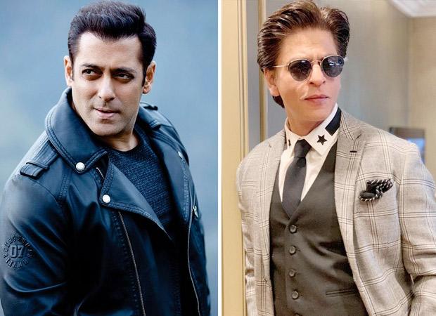 Salman Khan Calls Shah Rukh Khan 'hero' After The Latter Saves Aishwarya Rai Bachchan's Manager From Fire