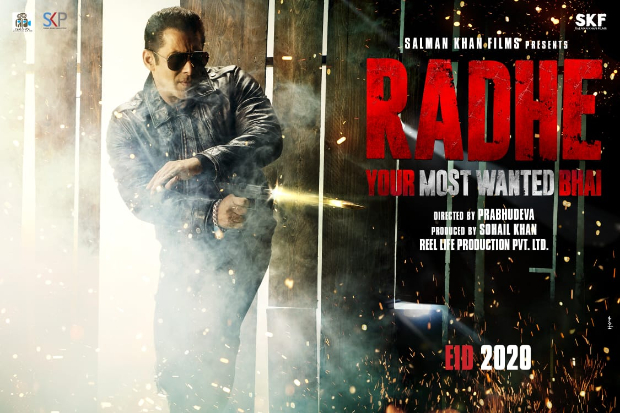 Salman Khan starrer RADHE announced with action packed motion poster :  Bollywood News - Bollywood Hungama