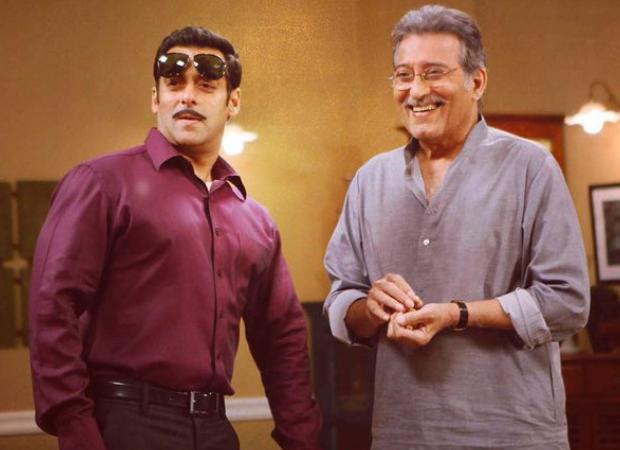 Salman Khan Wraps Up Dabangg 3 With A Heartfelt Tribute For Late Vinod Khanna On His Birth Anniversary