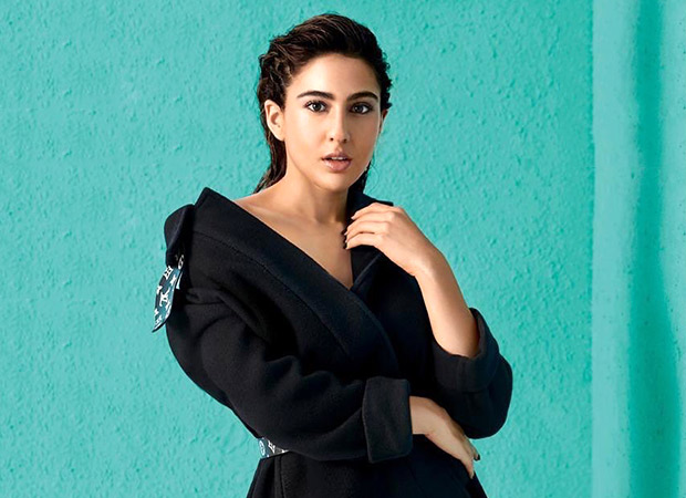 Sara Ali Khan Looks Dreamy On The Cover Of Gq India With The Title Of 'breakthrough Talent Of The Year'