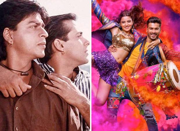 Shah Rukh Khan and Salman Khan's Karan Arjun song recreated in Sunny Kaushal's Bhangra Paa Le