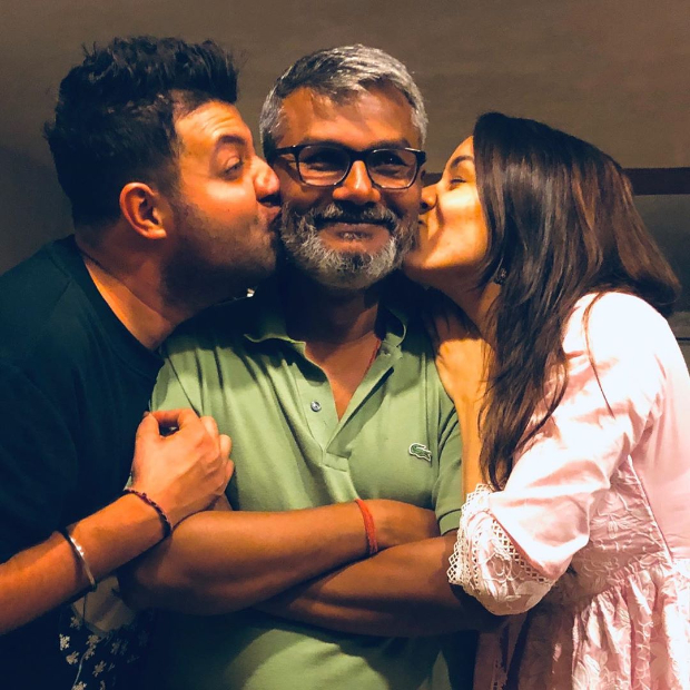 Shraddha Kapoor Reunites With Nitesh Tiwari And Varun Sharma, Misses Rest Of The Chhichhore Team