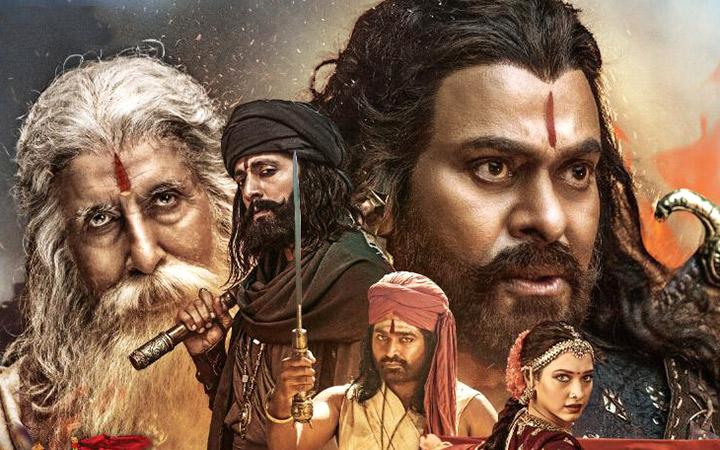 Syeraa Narasimha Reddy Review3.0/5 |Syeraa Narasimha Reddy Movie Review | Syeraa Narasimha Reddy 2019 Public Review
