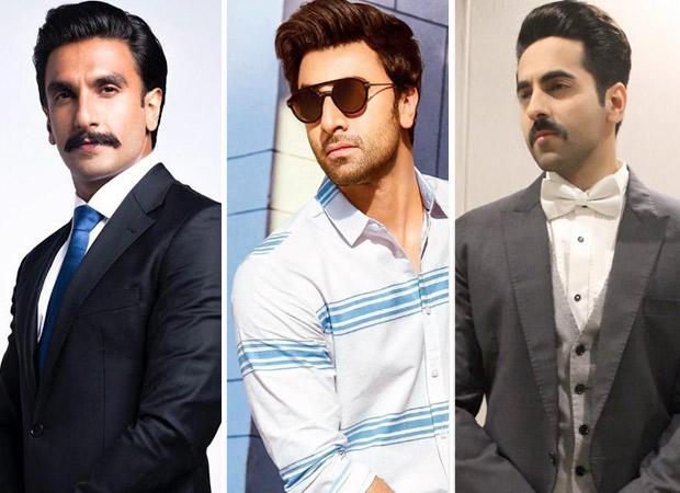 What's common between Ranbir Kapoor, Ranveer Singh and Ayushmann Khurrana