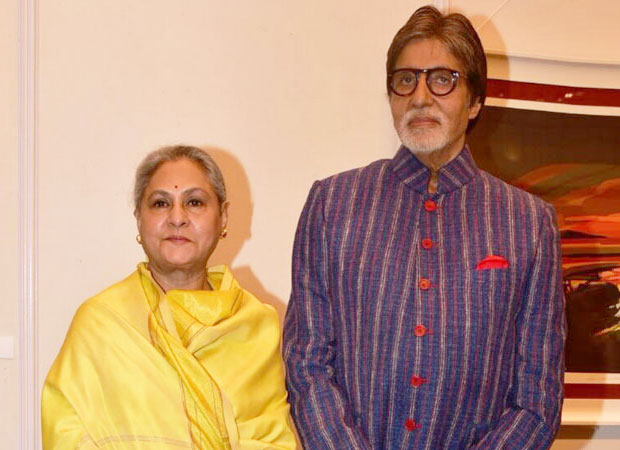 On Karva Chauth, Amitabh Bachchan Shares A Throwback Photo Of 'better Half' Jaya Bachchan