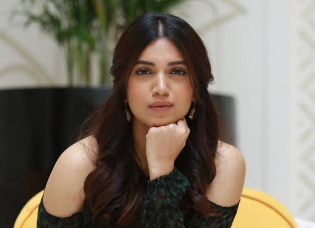 """""""I have always wanted my work to speak about societal parity,"""" says Bhumi Pednekar"""