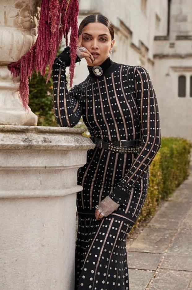 Deepika Padukoneturns heads with her photoshoot for an International digital cover