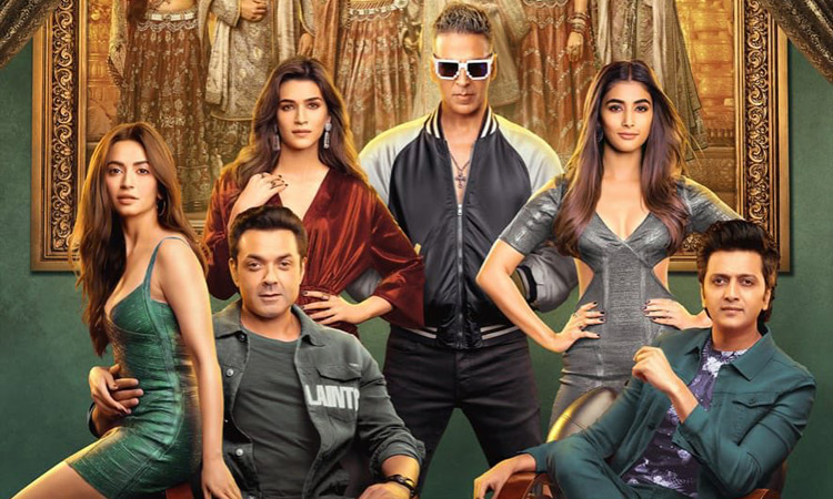 The Akshay Kumar starrer HOUSEFULL 4 is a major disappointment and suffers on the account of poor writing and vacuous screenplay.
