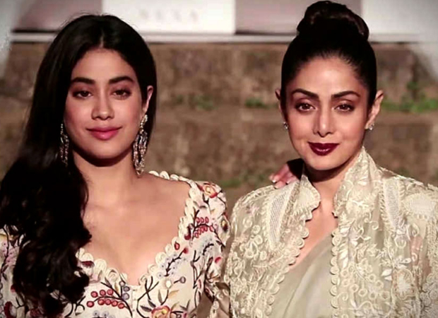 Here's the special advice that Janhvi Kapoor received from mother Sridevi