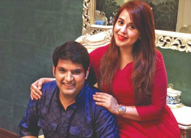 Kapil Sharma hosts a baby shower for wife Ginni; see pics