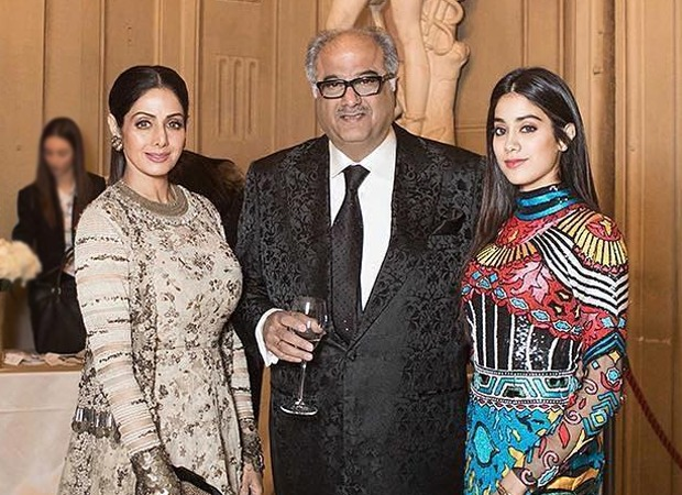 Janhvi Kapoor Shares A Beautiful Throwback Photo Of Parents Sridevi And Boney Kapoor, See Image