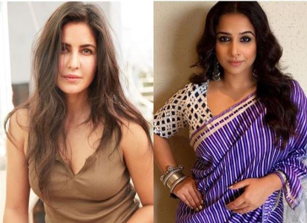 Katrina Kaif and Vidya Balan in talks to star in a film together?