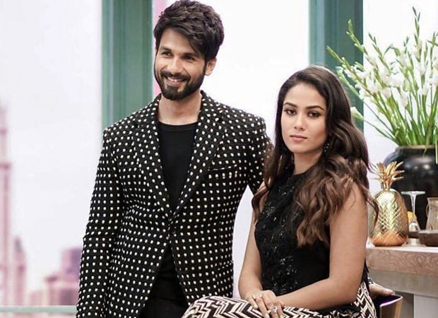 This is what Shahid Kapoor has to say about Mira Kapoor entering showbiz