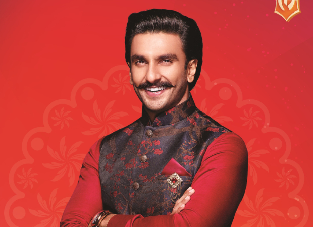Ranveer Singh becomes the new face of Manyavar