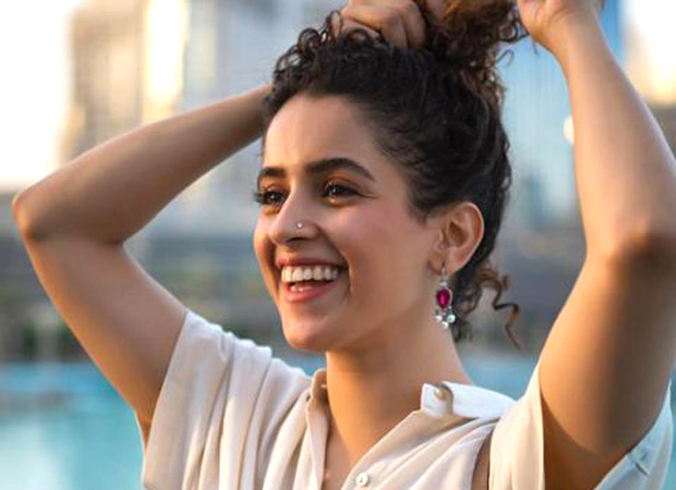 Sanya Malhotra talks about Indian cinema at the Oxford University