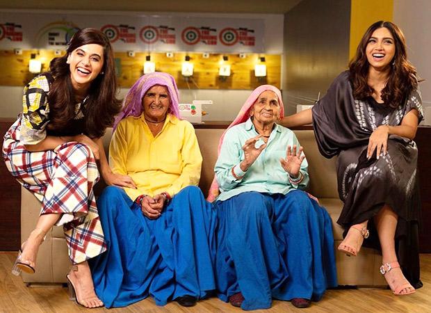 Saand Ki Aankh: Taapsee Pannu, Bhumi Pednekar's film gets tax exemption in Rajasthan