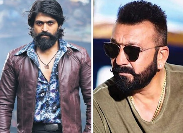 Kgf 2: Kannada Superstar Yash Feels Lucky To Be Working With Sanjay Dutt