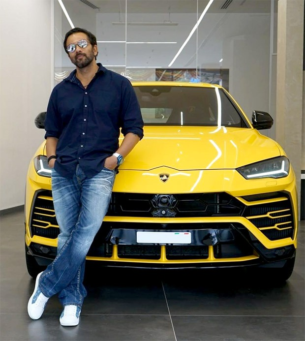 After Simmba star Ranveer Singh, director Rohit Shetty buys a bright yellow Lamborghini Urus worth Rs 3 crore