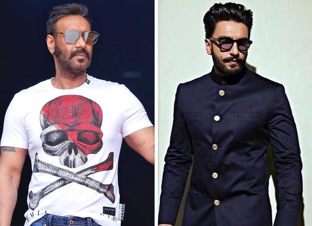 Ajay Devgn - Ranveer Singh in Sanjay Leela Bhansali's BAIJU BAWRA