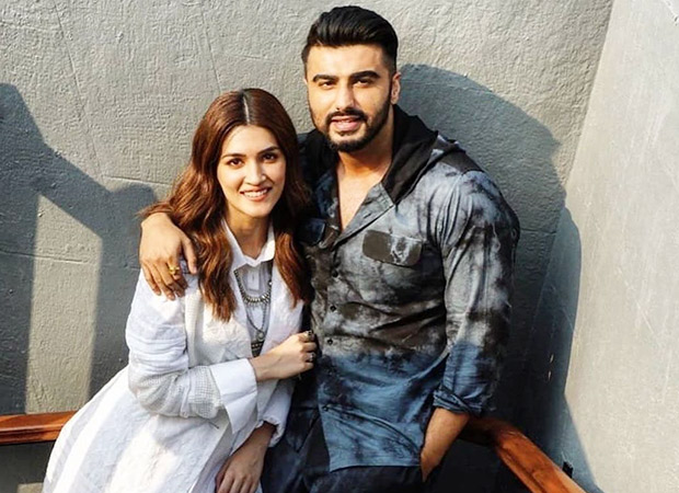 Arjun Kapoor missing Kriti Sanon during Panipat promotions is the cutest thing you will see today!