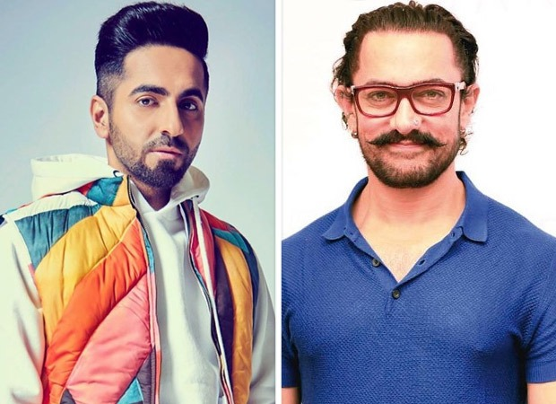 Ayushmann Khurrana praises Aamir Khan, reveals about how his choice of films is similar to the megastar