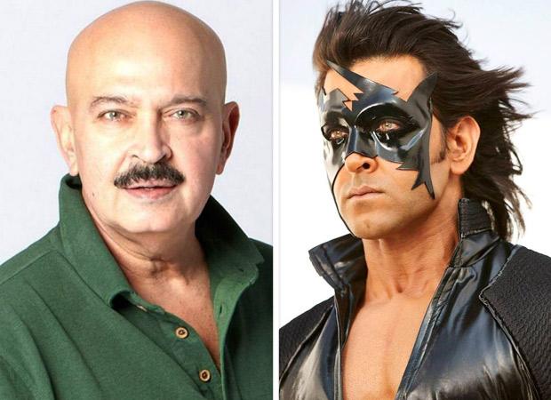 Exclusive Rakesh Roshan's superhero flick KRRISH 4 starring Hrithik Roshan to roll from January 2020!