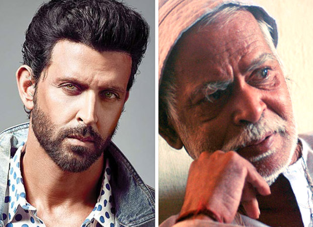 Hrithik Roshan mourns the demise of genius mathematician Vashishtha Narayan Singh