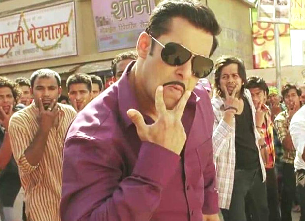 Dabangg 3: Chulbul Pandey Adds A Twist To Hud Hud Song With A New Hook Step