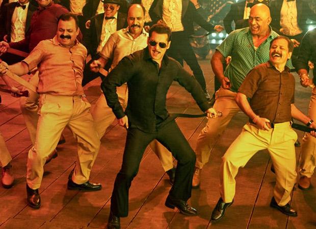 Dabangg 3: Salman Khan and Prabhu Dheva got grand plans to launch Munna Badnaam song