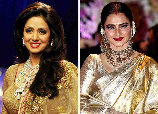 Sridevi and Rekha to be honoured at the ANR awards