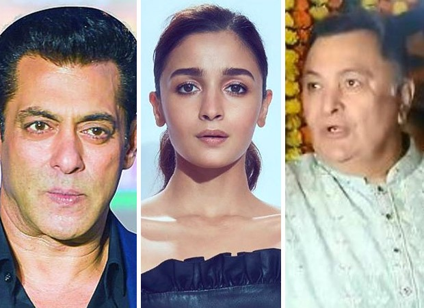 Flashback Friday: When Celebs Like Salman Khan, Alia Bhatt, Rishi Kapoor Got Annoyed By The Paparazzi