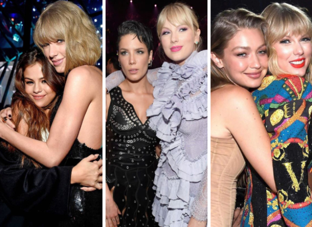 #istandwithtaylor: Selena Gomez, Halsey, Gigi Hadid & Others Support Taylor Swift As Scooter Braun & Scott Borchetta Ban Her Using Her Previous Music