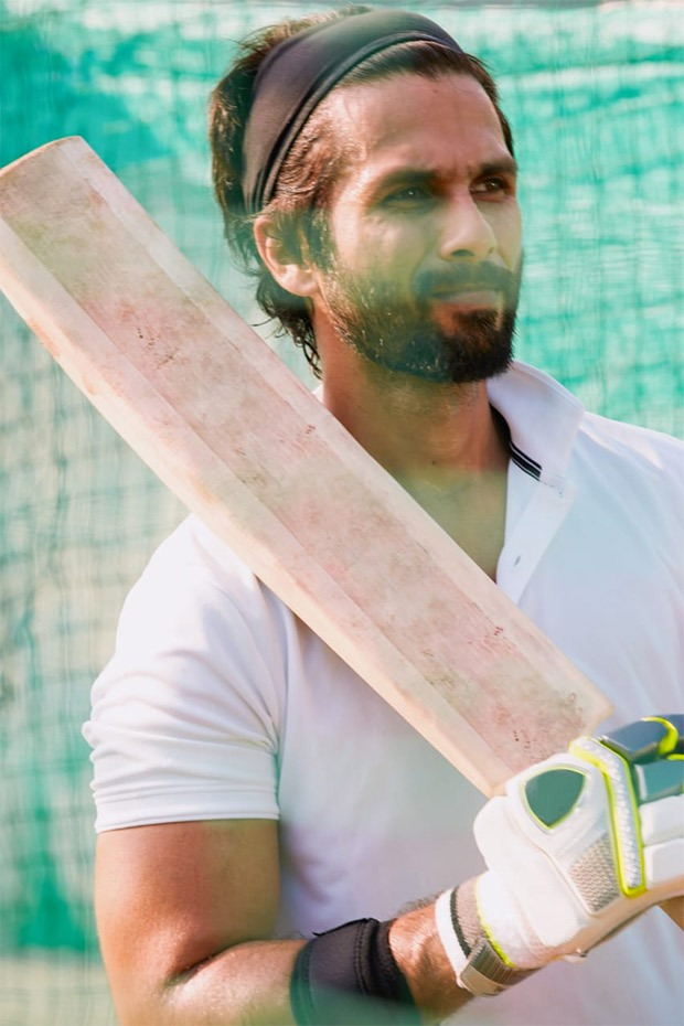 Jersey Remake: Shahid Kapoor begins his prep for the role of cricketer