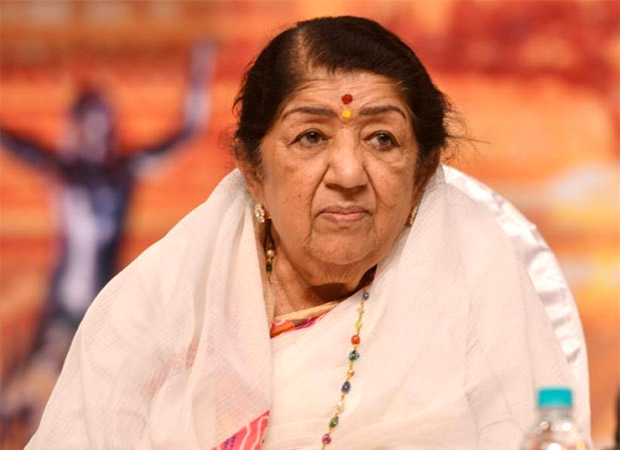 Lata Mangeshkar is recovering fast