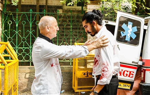 Makers of Dev Patel and Anupam Kher starrer Hotel Mumbai met real life survivors for over 6 months before begin filming