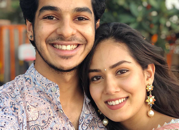 Mira Kapoor wishes Ishaan Khatter on his birthday, asks him to keep clicking her best pictures!