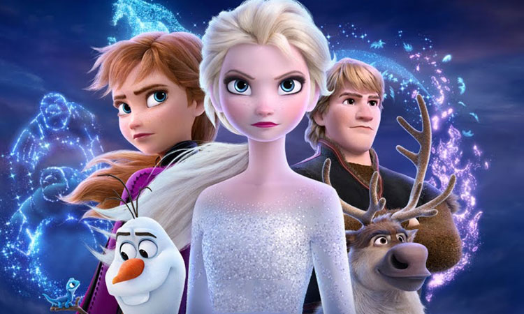 Movie Review Frozen 2 English 1