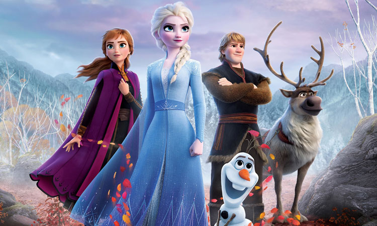 Frozen 2 (English) Review 3.0/5 | Frozen 2 (English) Movie Review | Frozen 2 (English) 2019 Public Review