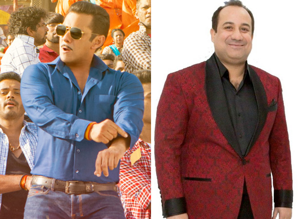 """""""No BAD BLOOD; Salman Khan only adhered to the sentiments and emotions of the country"""" - Rahat Fateh Ali Khan's spokesperson on Dabangg 3"""