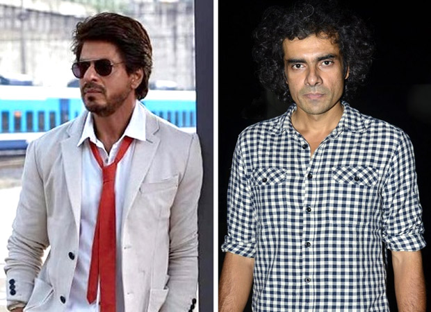 "REVEALED: ""Shah Rukh Khan was so NERVOUS that he didn't approach the girl"" – Imtiaz Ali"
