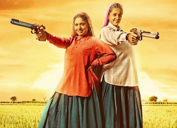 Saand Ki Aankh Box Office Collections: The Taapsee Pannu and Bhumi Pednekar starrer grows again on Saturday