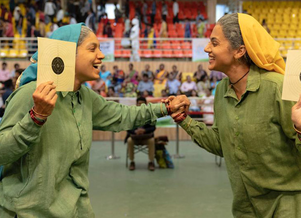 Saand Ki Aankh Box Office Collections: The Taapsee Pannu and Bhumi Pednekar starrer keeps its hold on second Friday