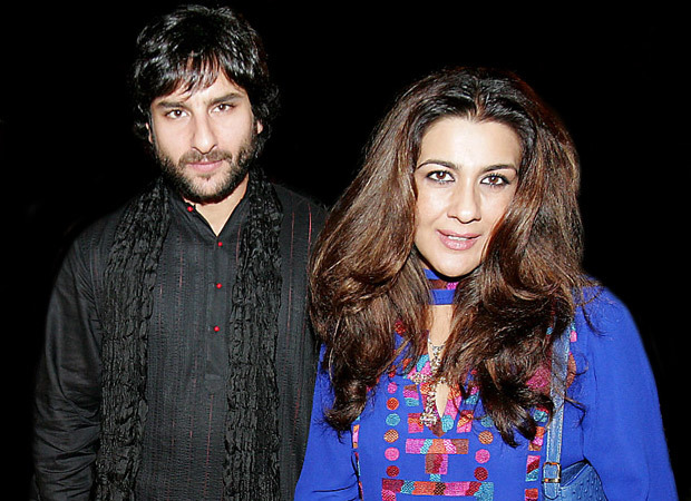 Saif Ali Khan reveals how ex-wife Amrita Singh helped him in his career