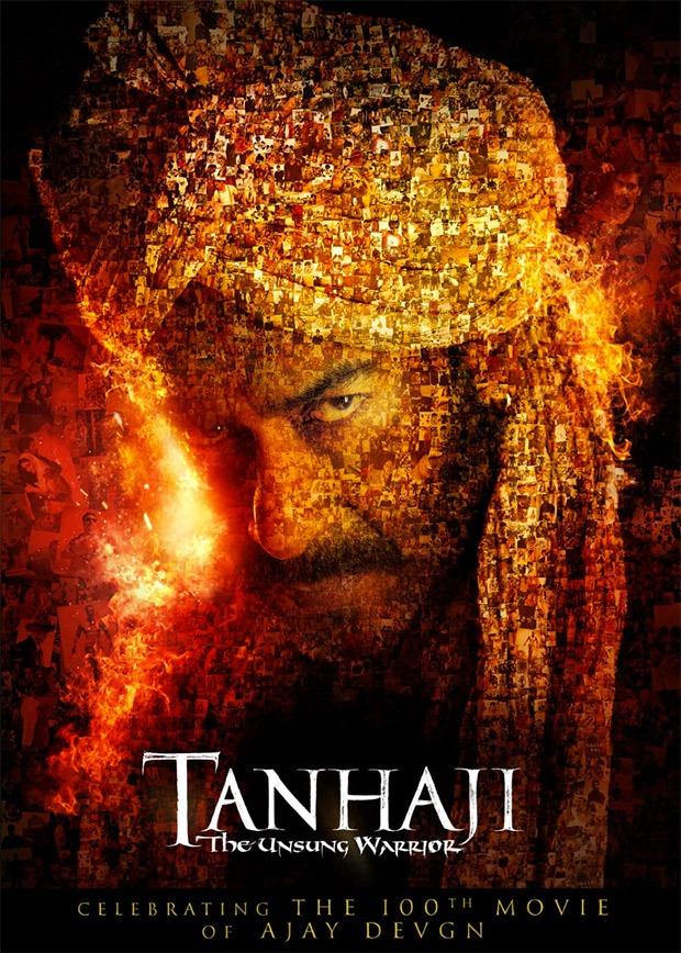 Shah Rukh Khan And Kajol Congratulate Ajay Devgn As He Celebrates His 100th Film, Tanhaji – The Unsung Warrior