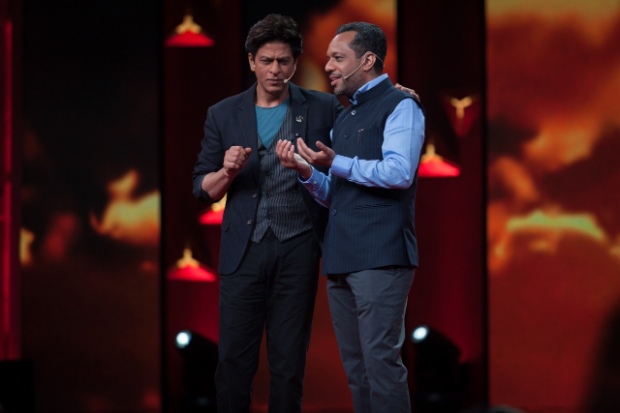 Shah Rukh Khan deeply moved by Arunabha Ghosh's views on air pollution on TED Talks India