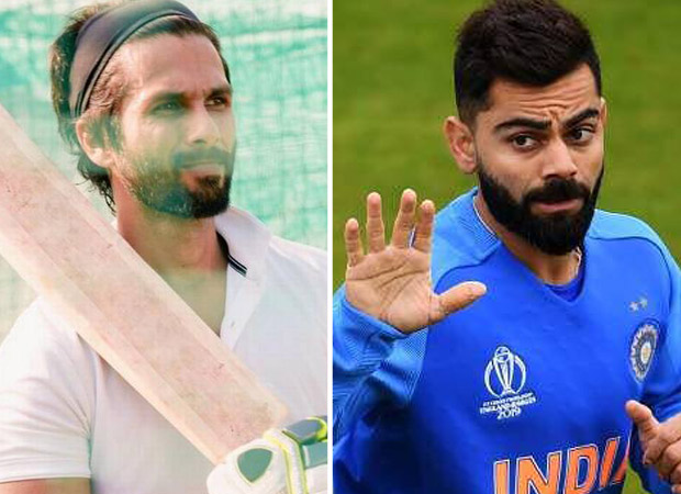 Virat Kohli finds a good cover drive 'therapeutic', Shahid Kapoor agrees